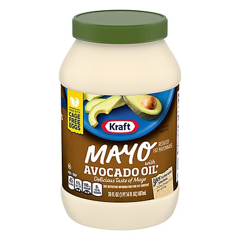 Kraft Mayo Avocado Oil - 30 Oz