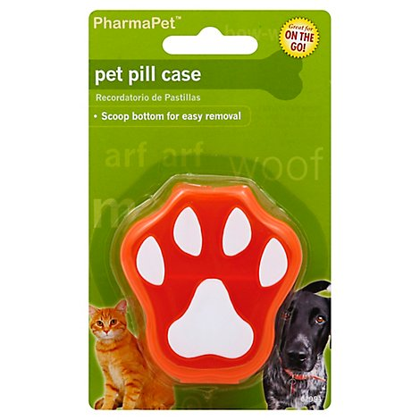 Pet Pill Case - Each