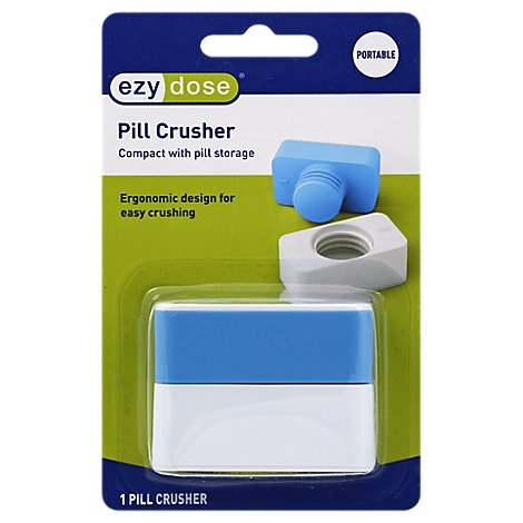 Portable Pill Crusher - 1 Count