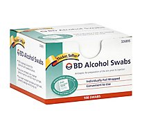 Becton Dickinsen BD Alcohol Swabs - 100 Count