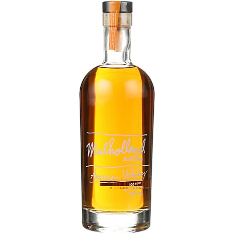 Mulholland American Whiskey - 750 Ml