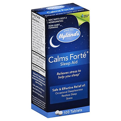 Hyland Calms Forte 100ct - 100 Count