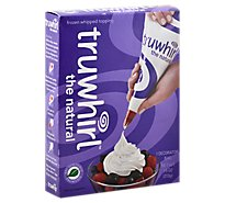 truwhip Whipped Topping Truwhirl - 7.5 Oz