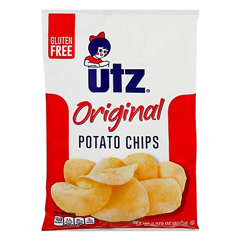 Utz Original Potato Chips - 2.875 Oz