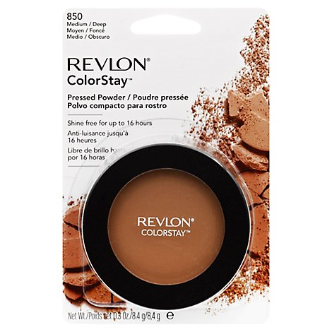 Revlon ColorStay Pressed Powder Medium/Deep 850 - 0.3 Oz