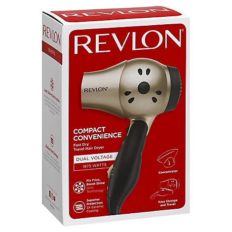 Revlon Helen Dryer 1875w Ionic Dryer - Each