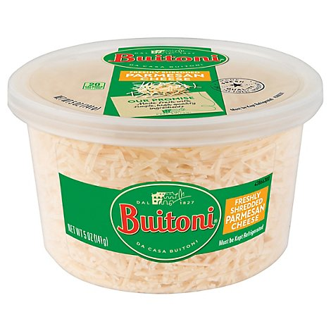 Buitoni Parmesan Shredded - 5 Oz