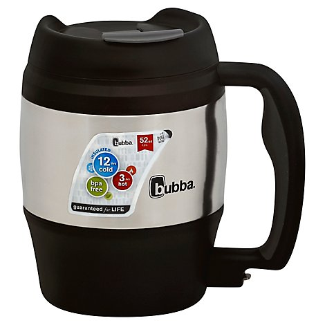 Bubba Desk Mug Black 52 Ounce - Each