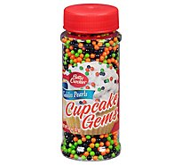 Betty Crocker Cupcake Gems Goblin Pearls - 2.0 Oz