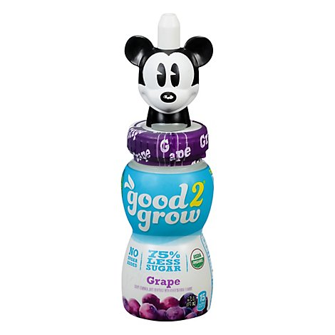 Good 2 Grow Juicy Waters Grape Single - 6 Fl. Oz.