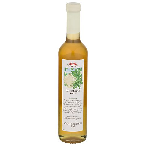 Darbo Elderflower Syrup - 500 Ml