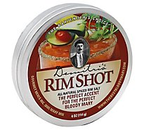 Demitris Rimshot Bloody Mary Rimmer All Natural Spiced Rim Salt - 4 Oz