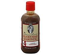 Demitris Bloody Mary Seasoning Classic Recipe All Natural - 8 Oz