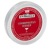 Stirrings Cosmopolitan Rimmer - 3.5 Oz