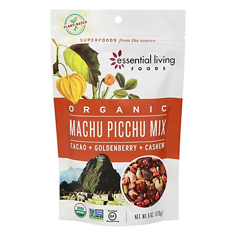 Essential Living Foods Mix Machu Picchu - 6 Oz
