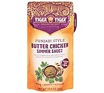 Tiger Tiger Simmer Sauce Butter Chicken - 10.5 Oz