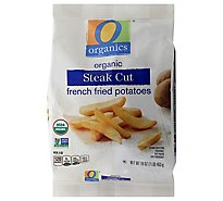 O Organics French Fries Steak Cut - 16 Oz