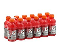 Gatorade Perform Fruit Punch - 12-12 Fl. Oz.