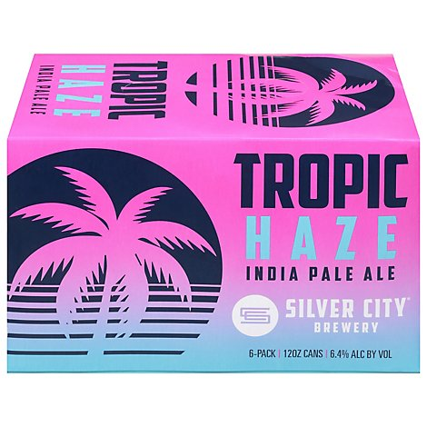 Silver City Tropic Haze In Cans - 6-12 Fl. Oz.