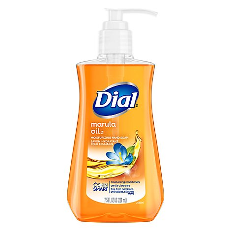 Dial Hand Soap Miracle Oil With Marula Oil - 7.5 Fl. Oz.