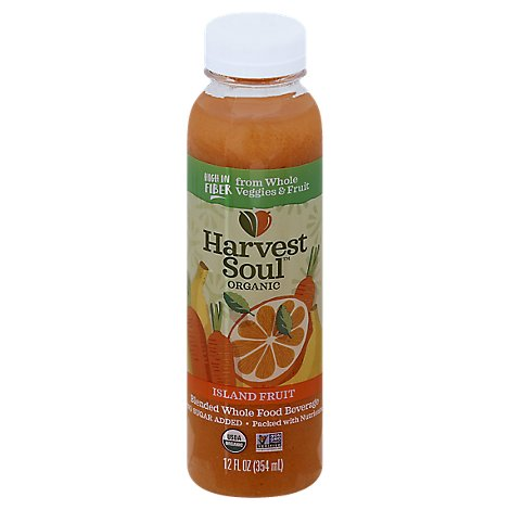 Harvest Soul Juice Blnd Island Fruit - 12 Fl. Oz.