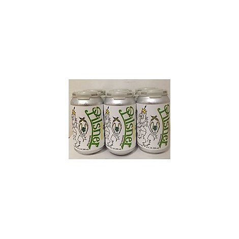 Woodland Empire Pilsner In Cans - 6-12 Fl. Oz.
