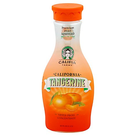 Califia Farms Juice Tangerine Chilled - 48 Fl. Oz.