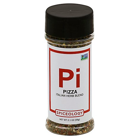 Spiceologist Spice Blend Italian Pizza - 2.1 Oz