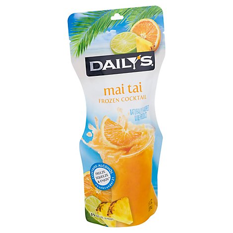 Dailys Cocktails Ready To Drink Frozen Mai Tai - 10 Fl. Oz.