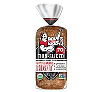 Daves Killer Bread White Done Right Thin - 20.5 Oz