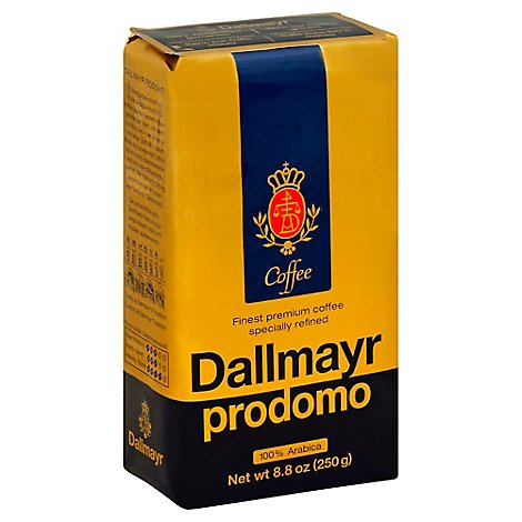 Dallmayr Prodomo Coffee - 8.8 Oz