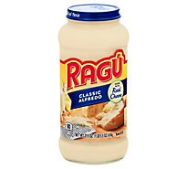 RAGU Cheese Creations Pasta Sauce Classic Alfredo Family Size Jar - 21.5 Oz