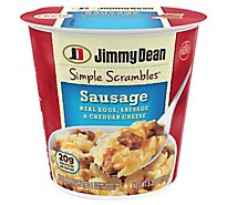Jimmy Dean Simple Scrambles Sausage - 5.35 Oz