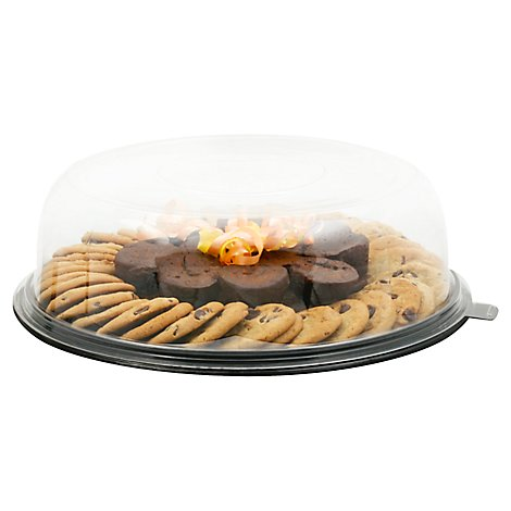 Bakery Cookies & Brownie Bites Party Tray Medium - Each