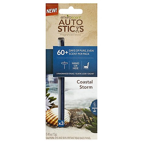 Autosticks Cstl Storm - 3 Count