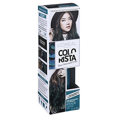 Colorista Haircolor Teal 10 - Each