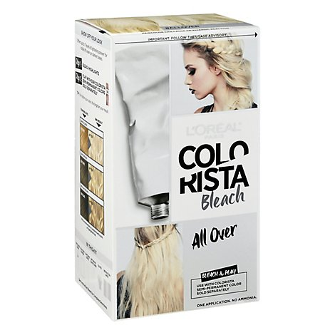 LOreal Colorista Bleach All Over - Each