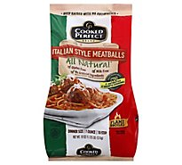 All Natural Fully Cooked Meatballs - 18 Oz