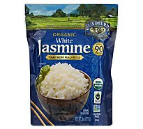 Lundberg Organic Rice Jasmine Thai Hom Mali White Box - 8 Oz
