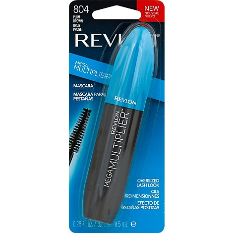 Revlo Revlon Mega Multiplier Mascara - Each