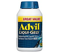 Advil Liqui-Gels 200 Ct - 200 Count