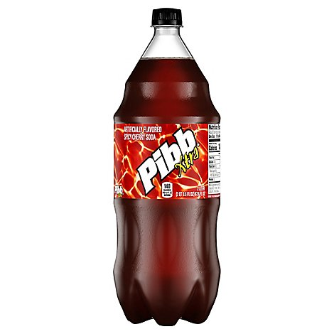 Pibb Xtra Soda Pop Cola - 2 Liters