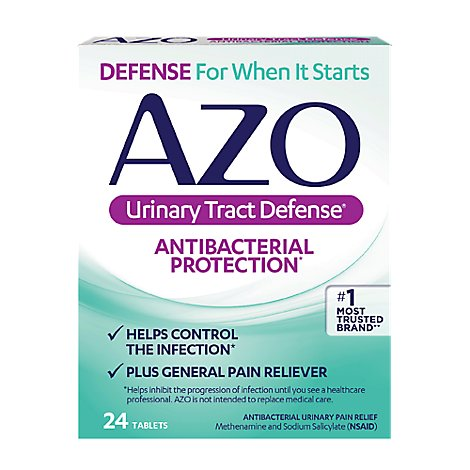 Azo Urinary Tract Defense - 24 Count