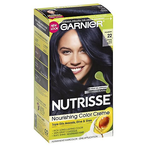 Nutrisse 22 Intn Blue Black - Each