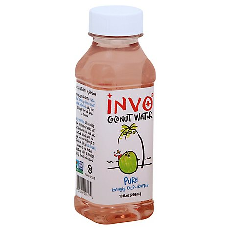 Invo Pure Coconut Water - 10 Fl. Oz.