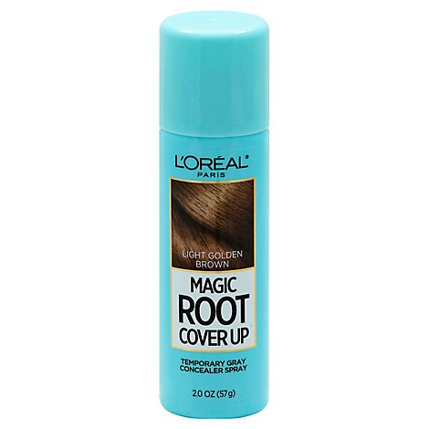 LOreal Root Cover Up Light Golden Brown - 2 Oz