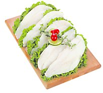 Seafood Service Counter Fish Orange Roughy Fillet Previously Frozen - 1.00 LB