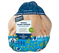PERDUE Chicken Whole Fresh - 6 LB