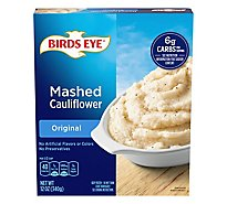 Birds Eye Veggie Made Cauliflower Mashed Original Homestyle - 12 Oz