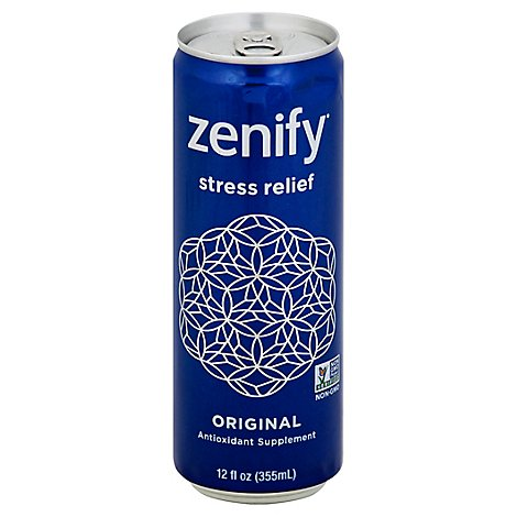 Zenify Natural Stress Relief - 12 Fl. Oz.